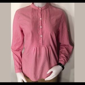 L.L. Bean Women's Small Shirt Blouse Top